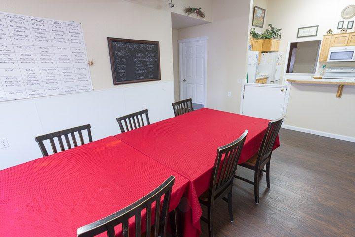 alameda oregon diningroom