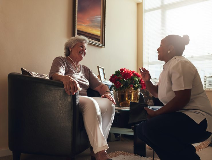 medicare and assisted living
