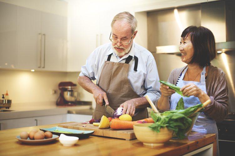 senior nutrition tips