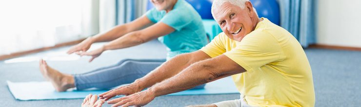 Easy At-Home Exercises for Seniors