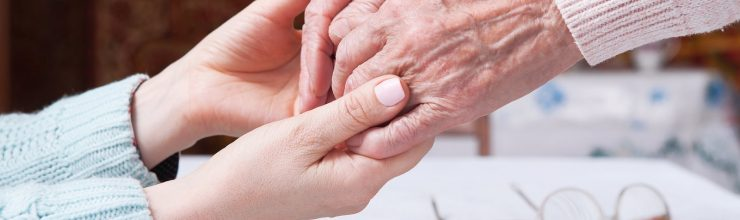 Getting Family to Help with Aging Parents